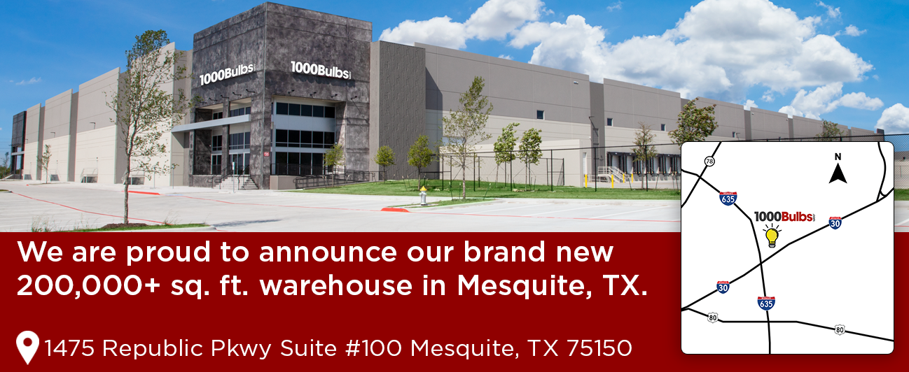 New Warehouse in Mesquite Texas